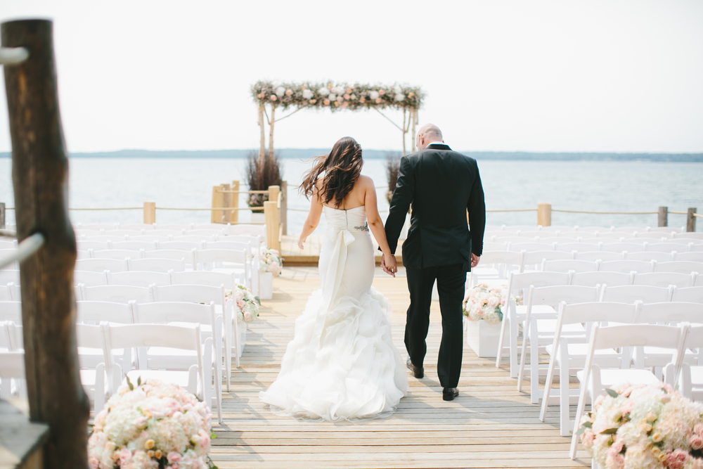 Georgian Bay Tented Wedding | Wedding Planning & Design by Cynthia Martyn Fine Events |  | Fine Art Wedding Planning & Design