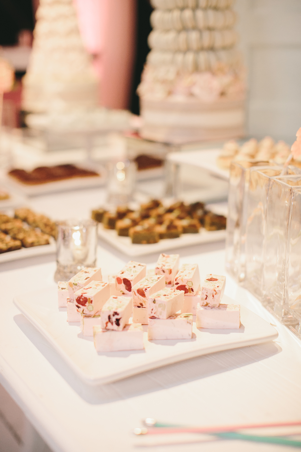 Sweet Table | Wedding Planning & Design by Cynthia Martyn Fine Events |  | Fine Art Wedding Planning & Design
