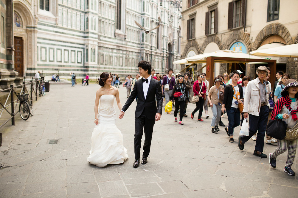 Toronto Couple Married in Florence, Italy | | Wedding Planning & Design by Cynthia Martyn Fine Events |  | Fine Art Wedding Planning & Design