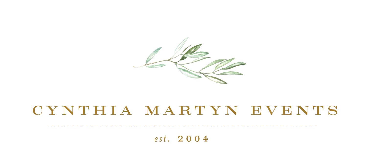 Cynthia Martyn Fine Events | Toronto Wedding Planner  | Fine Art Weddings in Toronto