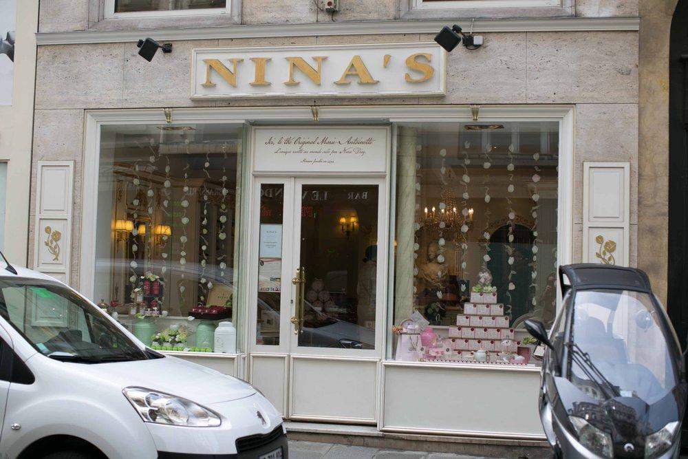 nina paris tea with cynthia martyn
