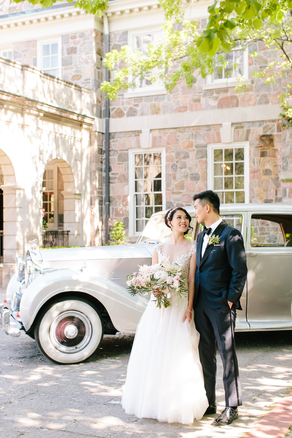Graydon Hall Manor Wedding by Cynthia Martyn Fine Events | Photography by Katie Stoops