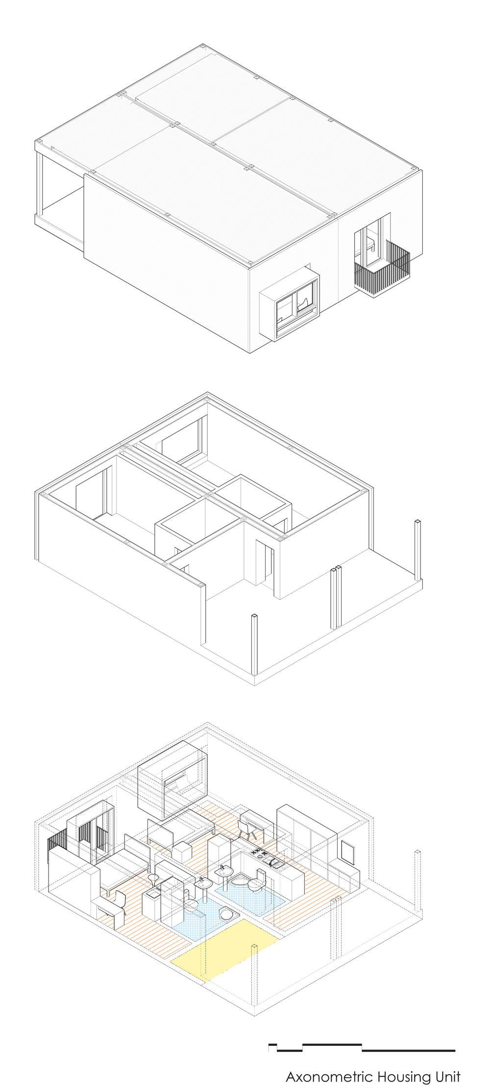 prefabricated housing modules