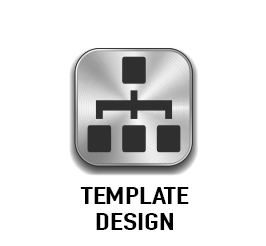 Click button for more info and to see our template design folio..