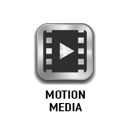 Click button for more information and to see our motion media design folio.