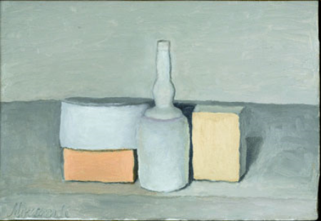 Still Life 1955 oil on canvas by Giorgio Morandi