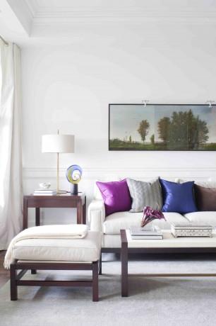 Design:  Studio Pyramid . Photography:  Virginia Macdonald . As seen in: Style at Home.