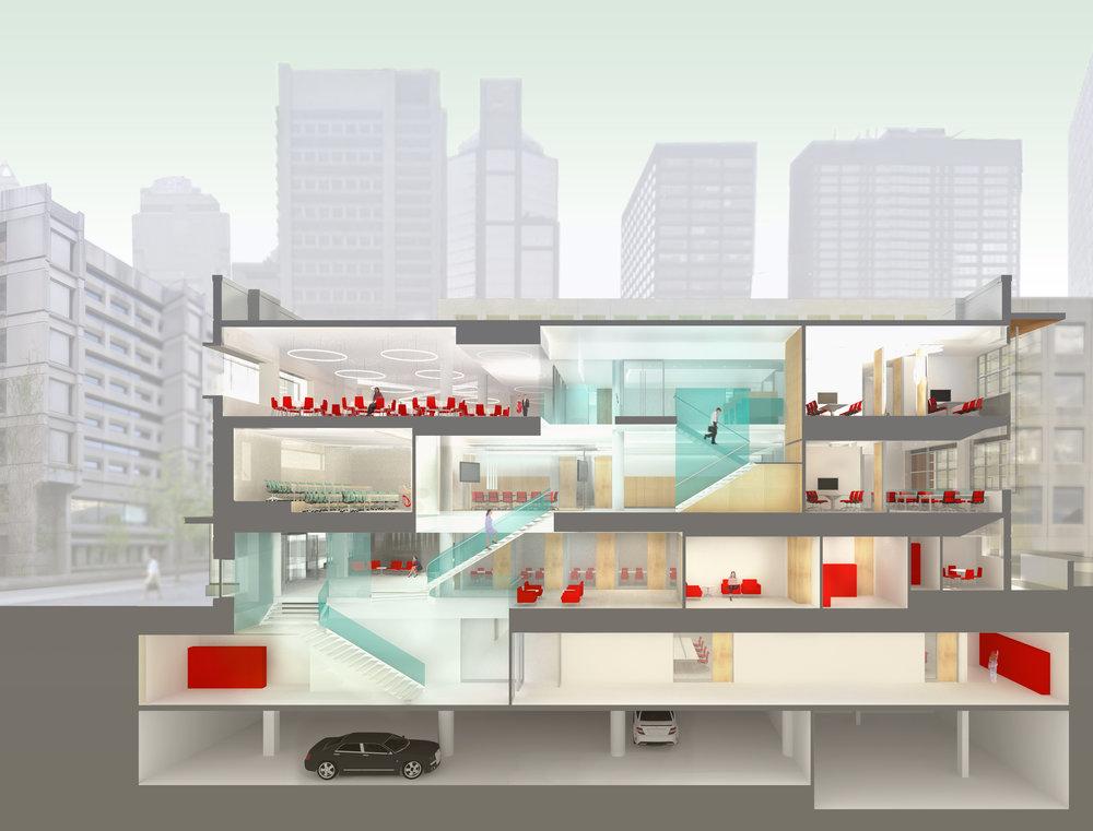 ekm architecture