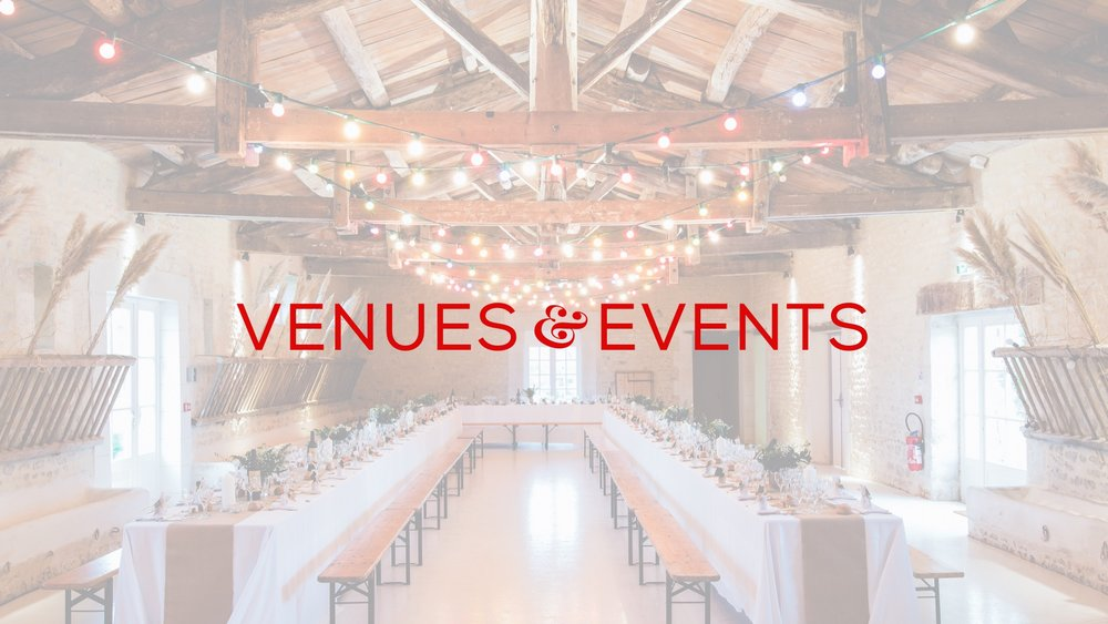 Squarespace for Venues and Events