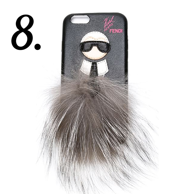 Fendi: Karlito iPhone 6 Case