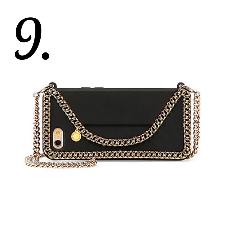 Stella McCartney: 3 Chain Bag iPhone 6 Case