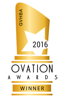 Ovation 2016 Winner