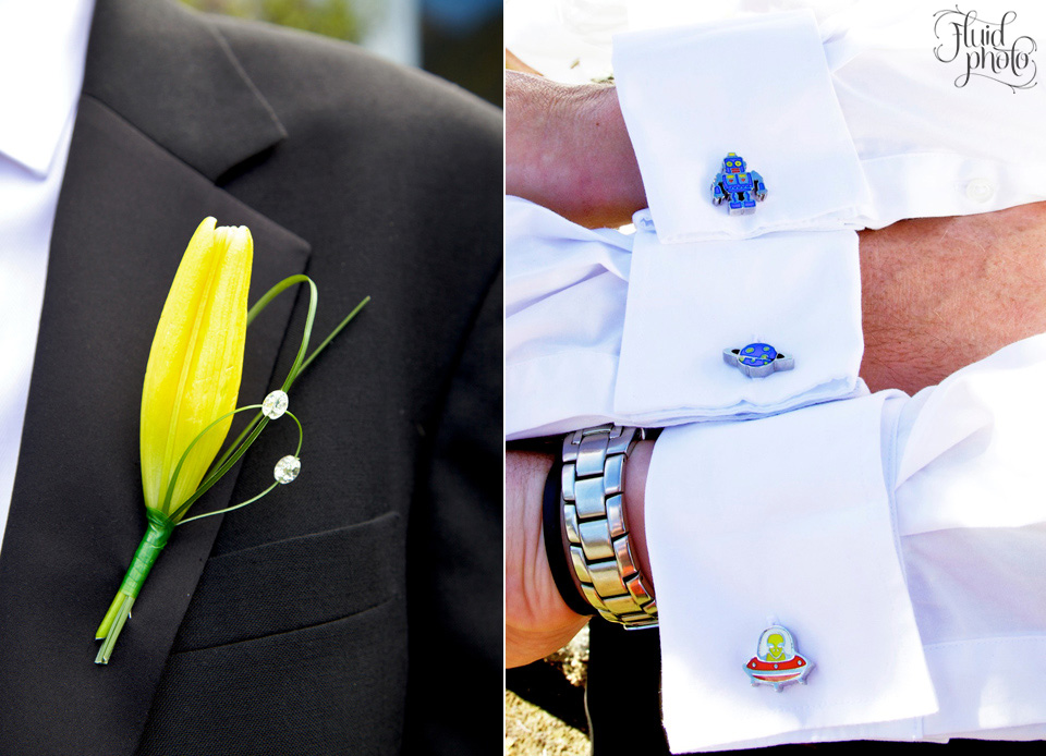 wedding details groomsmen