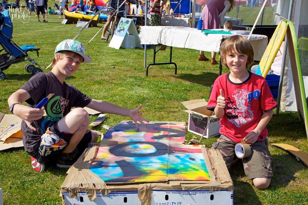 Activities- Wanakafest