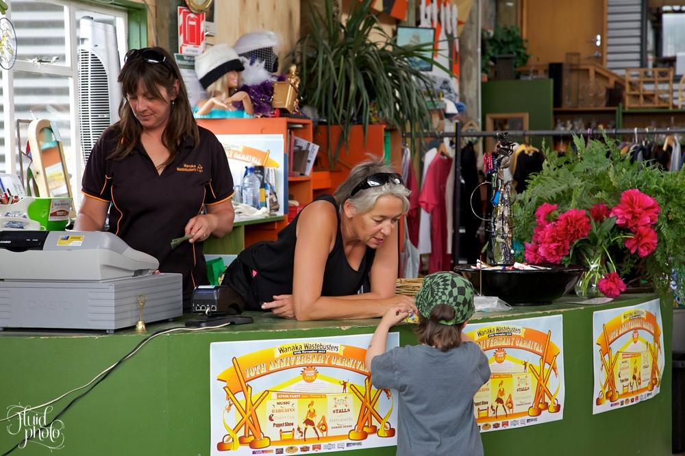 Wanaka Wastebusters Shop 12