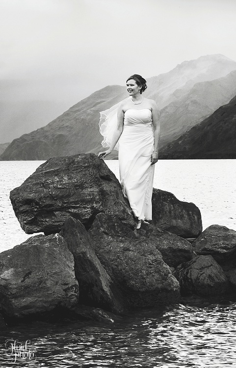 Bride Lake Wanaka photo