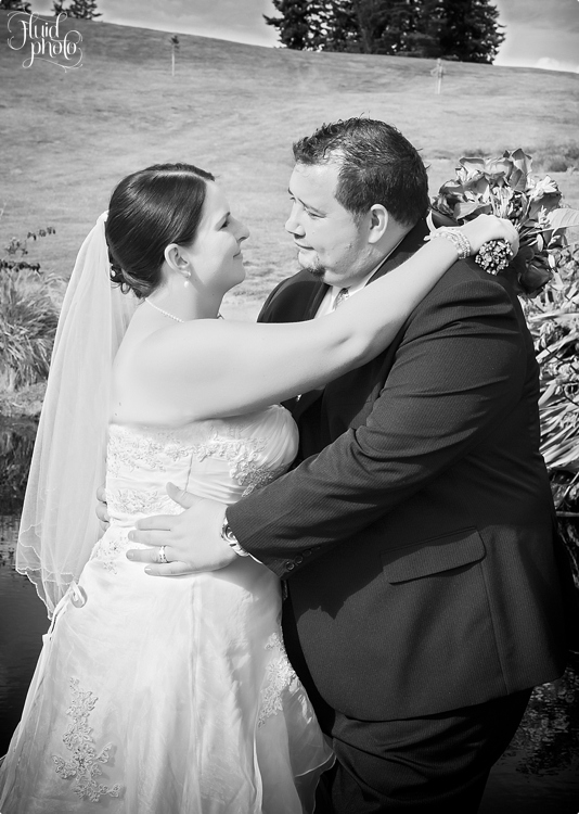 black and white wedding photo 26