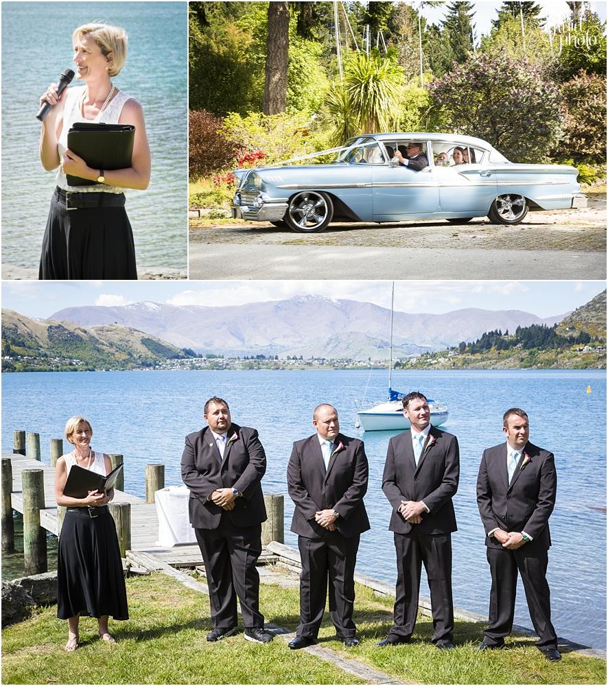 bride arrives photo 09