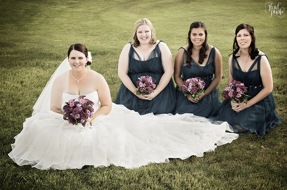 bride bridesmaids photo 32
