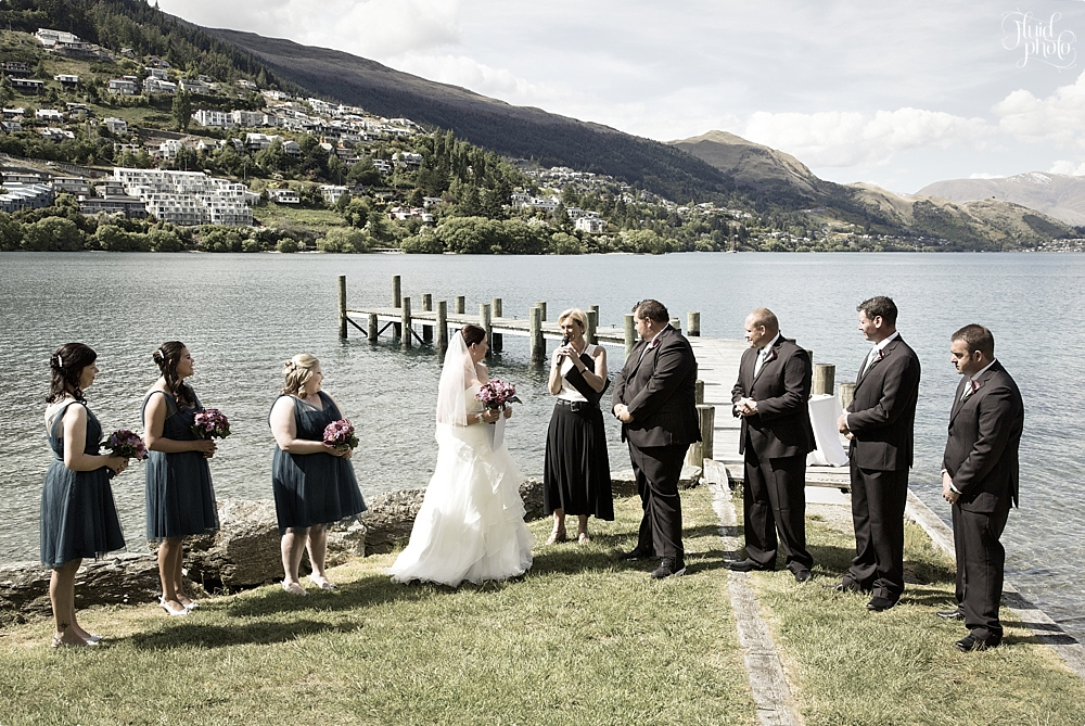 queenstown yacht club wedding photo 11