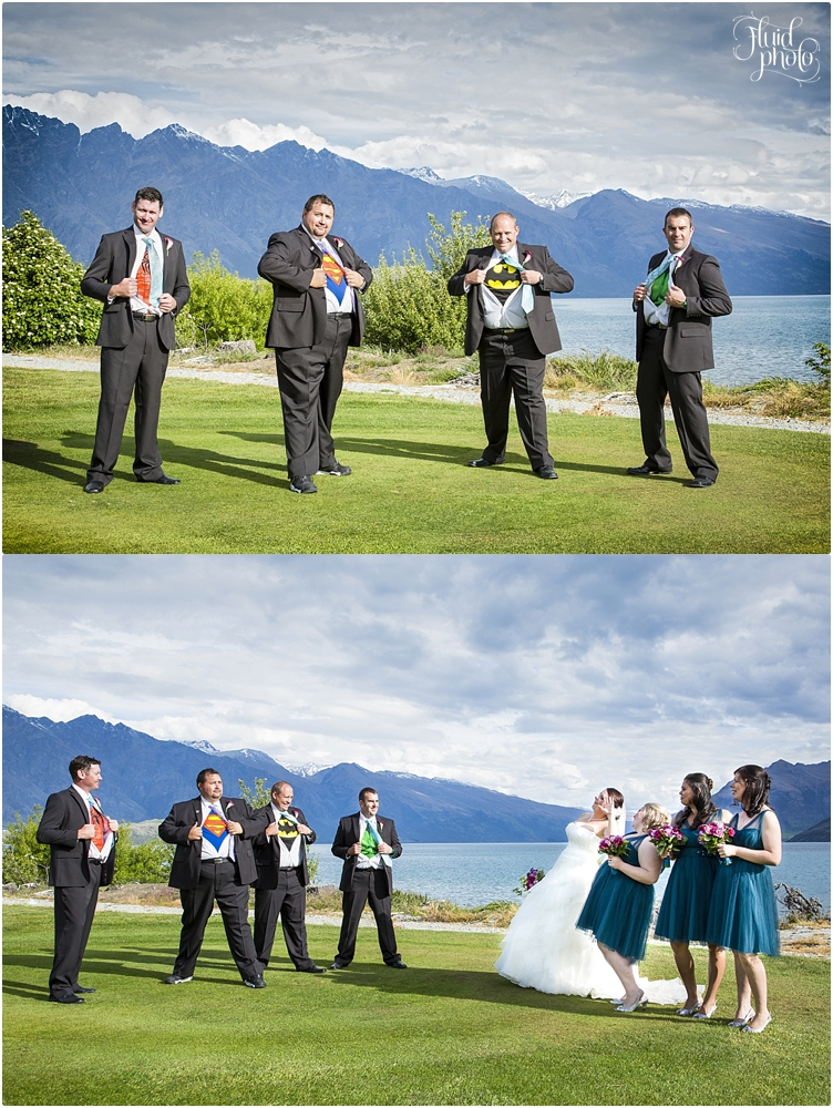 superhero groomsmen photo 35