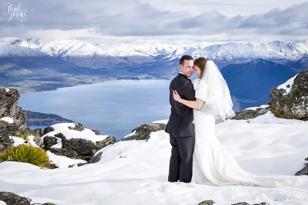 heli wedding queenstown photo 05