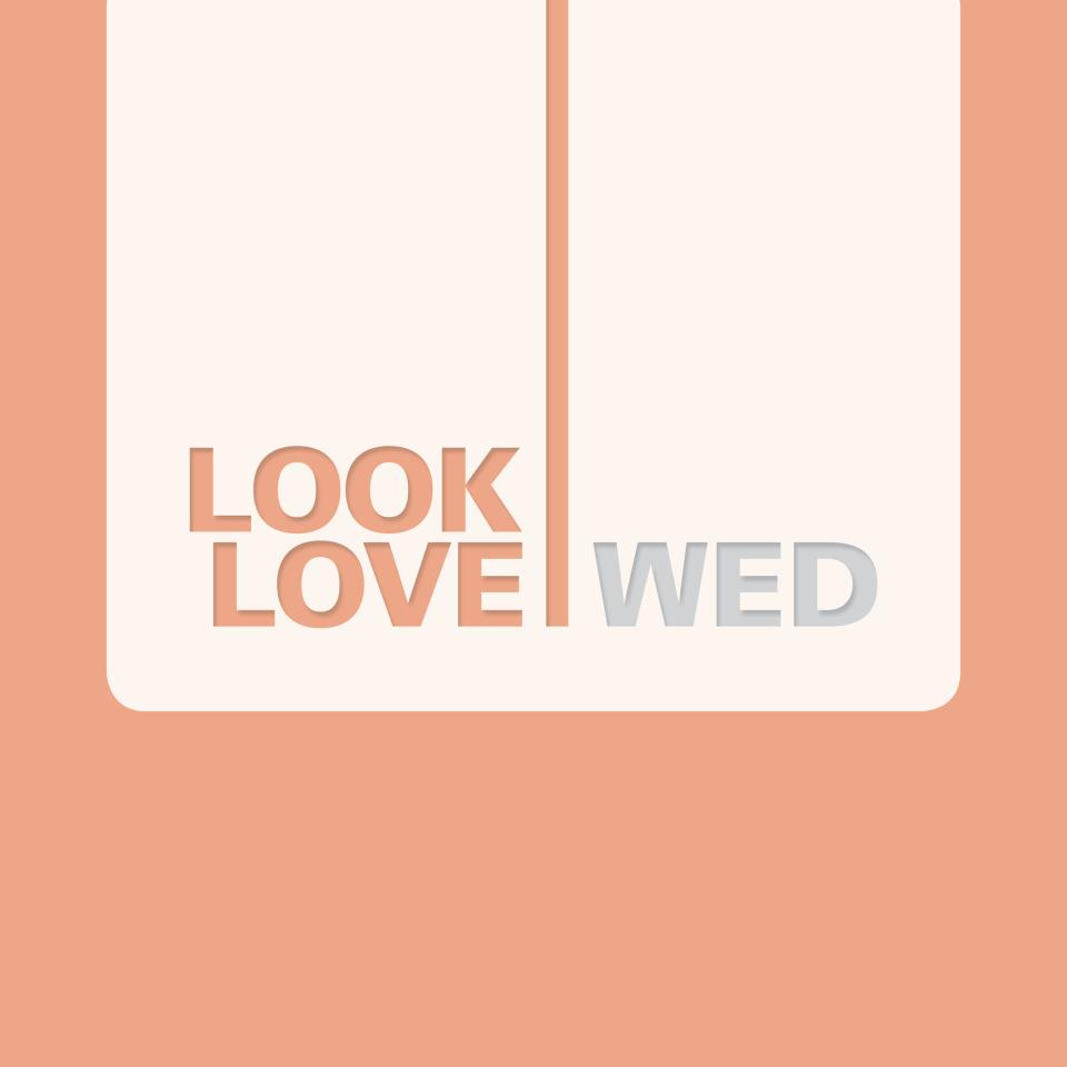 Look Love Wed Logo