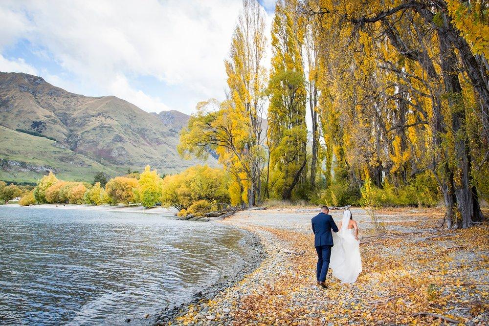 That Wanaka Tree | Wanka Wedding |  Glendhu Station | Photography by Fluidphoto