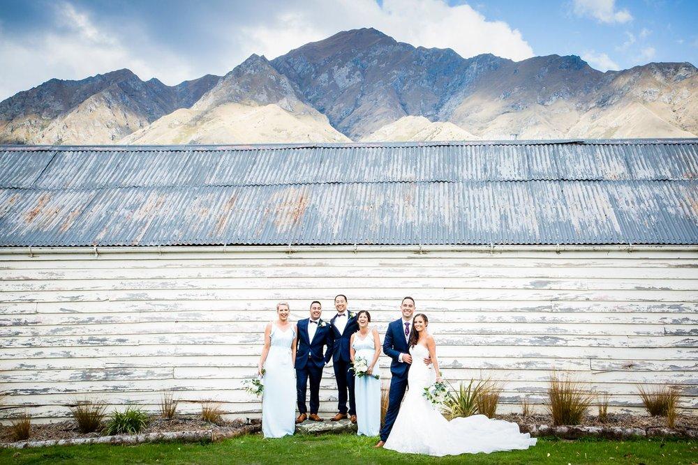 Country wedding theme | Wanaka Wedding | Photography by Fluidphoto