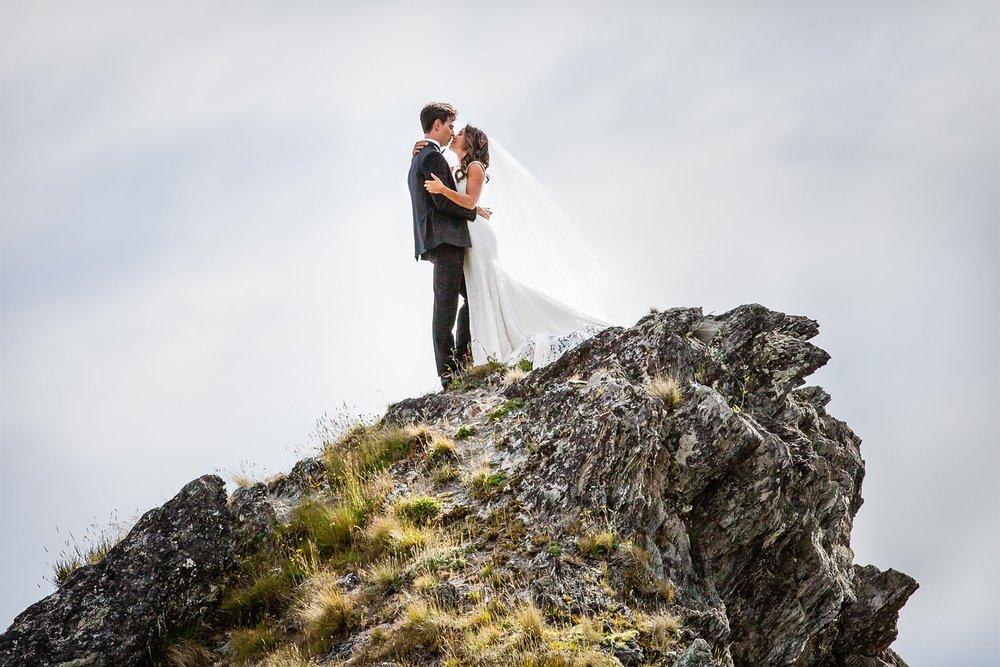 Wanaka epic mountain vistas - say I do in Wanaka