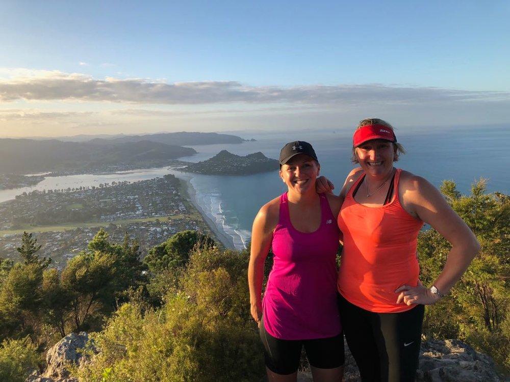 Hiking in Pauanui