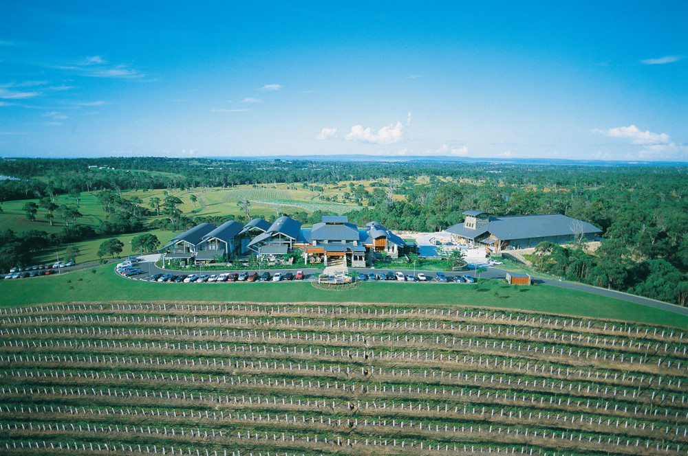 Sirromet Winery - Photo credit: www.pivotalbuilding.com.au