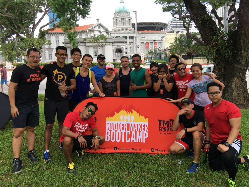 Mudder Maker Bootcamp 1