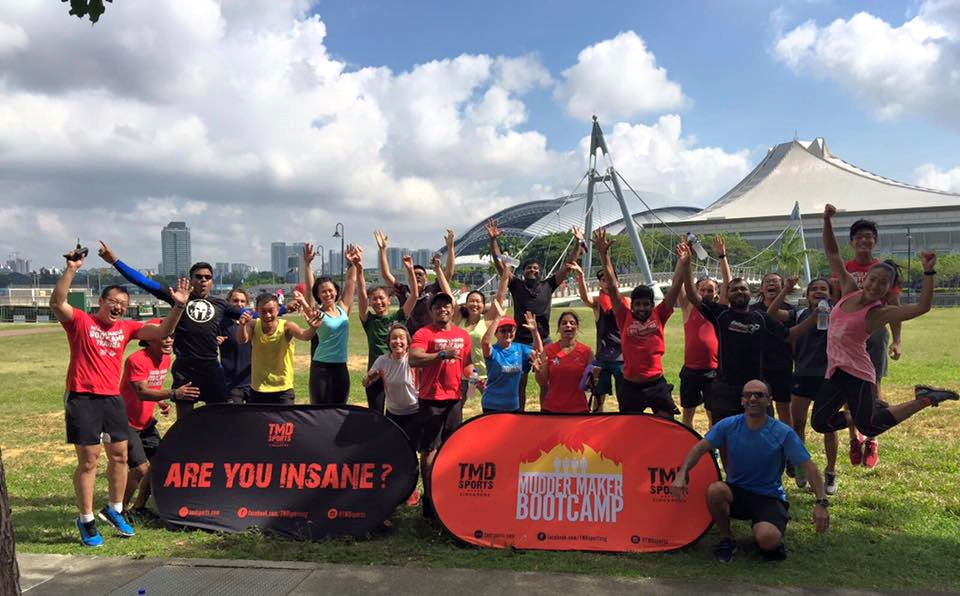 Mudder Maker Bootcamp 3