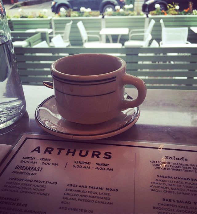 #tbt to earlier this week when I forgot to take any photos of a event we did at #palaisdescongres but here is an empty coffee cup at Arthur's...breakfast was AMAZING!• • • #mapleonsnow #mapletaffy #dessertstation #events #specialevents #specialtycatering #travel #montreal #hireusforyournextevent #bosslife #businessowner #bosslady #businessbrunch #sixtysixbrix