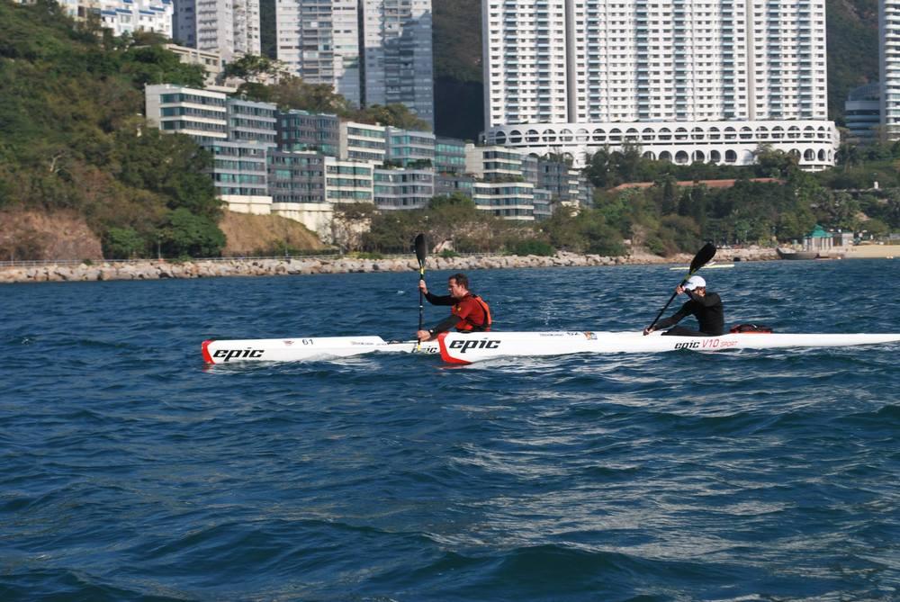 Hong Kong Surf Ski