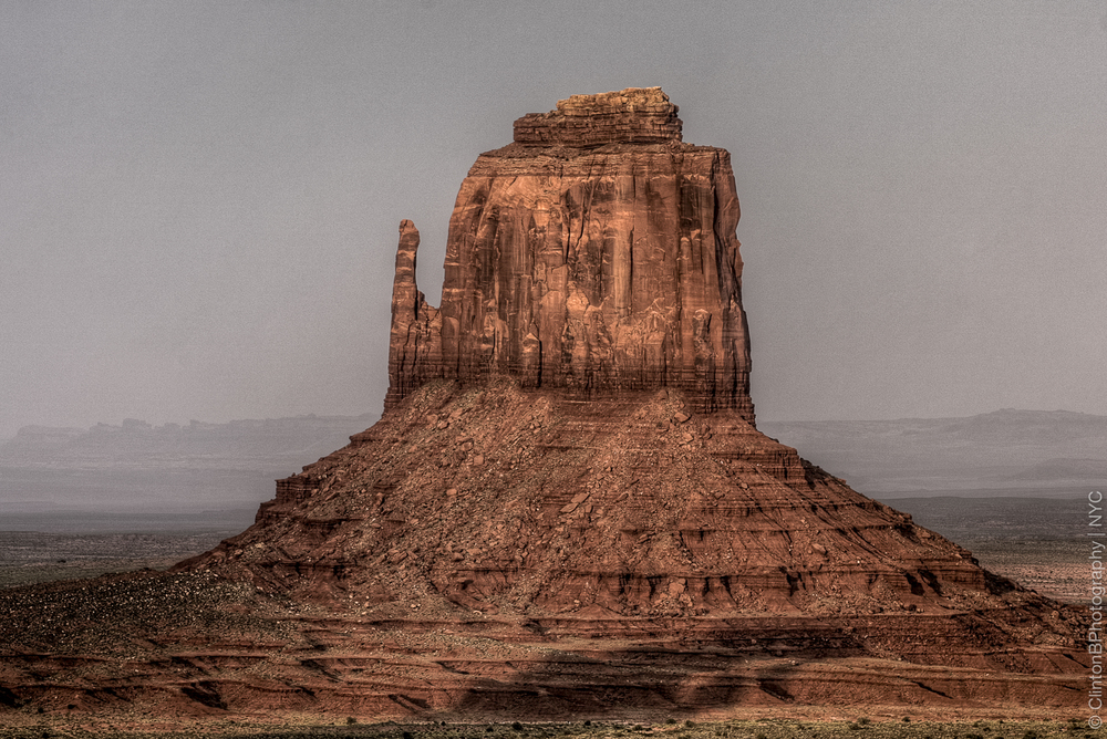 Monument Valley | Right Mitten