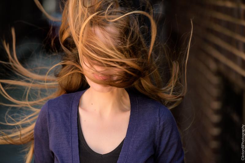 Nope. Anna's Hair Explosion. Ha.
