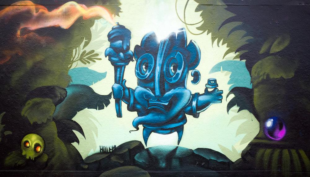 Tantolunden parc - Hornstull -feat Kid kash & Rymd - 2017