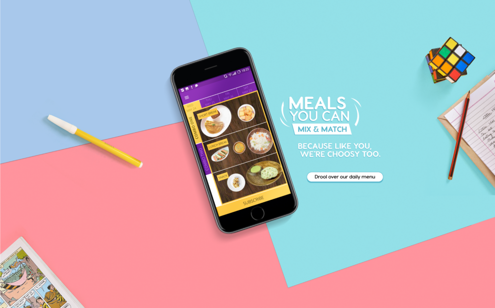 App Promo - Online
