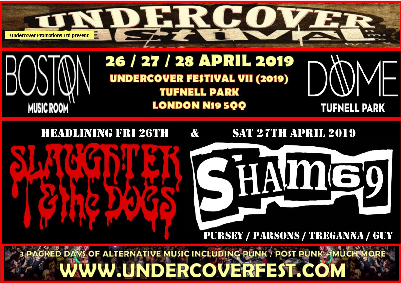 Undercover Festival 2019 Boston Music Room