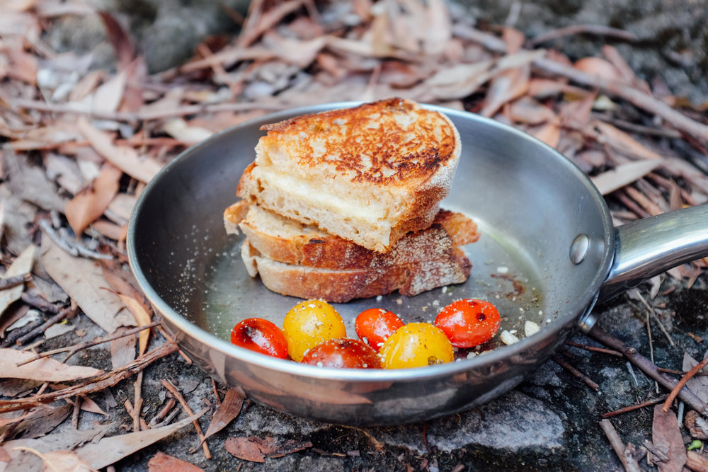 A Campside Toastie