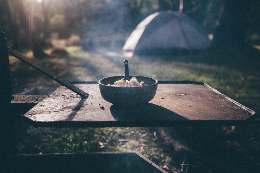 Campfire Porridge