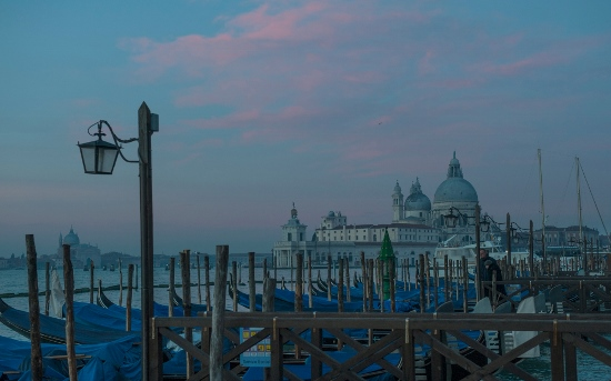 Venice on Jan. 2, 2015. (2015年1月2日摄于威尼斯)