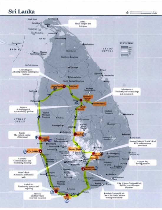 foto de Two Weeks in Sri Lanka in Mid Summer, Trip Planner 仲夏锡兰行之 ...