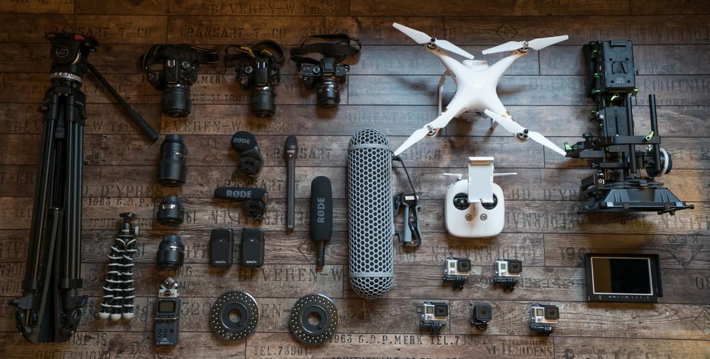 Kurs Equipment