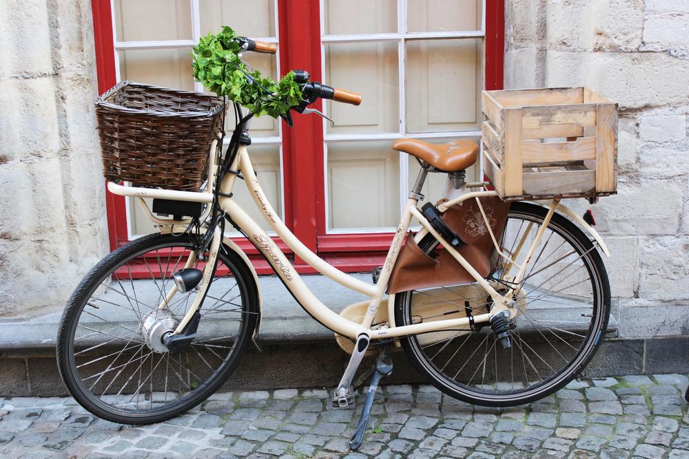 A Bike in Bruges