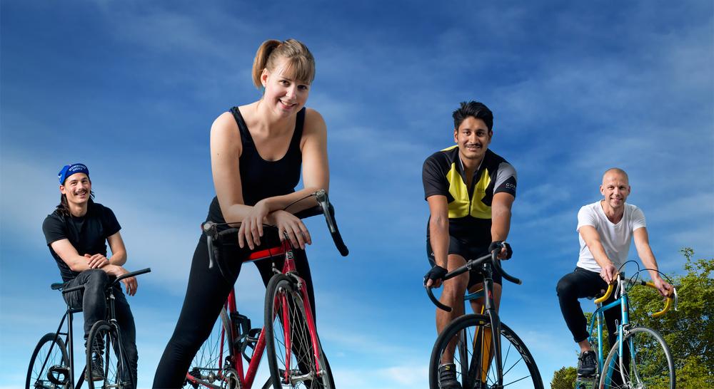 Cycling with Benefits.   Don't worry, go cycling.Du kannst einfach an bestehenden Touren in Deiner Umgebung teilnehmen, oder ganz schnell eine eigene Tour erstellen.   Jetzt starten