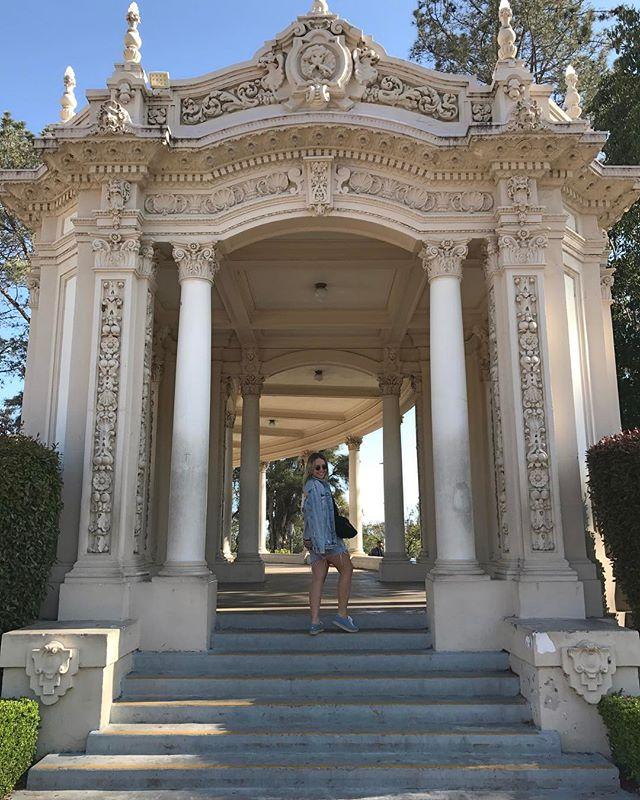 Balboa park X San Diego