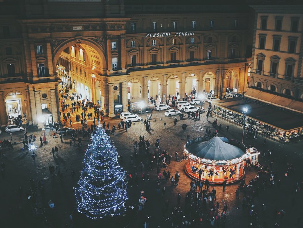 Pitti Uomo - Firenze